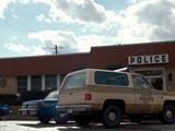Hawkins Polizei Station
