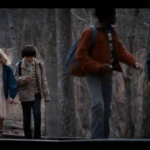 Szene aus Stranger Things
