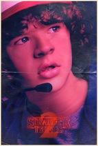 Dustin S2 Textless Poster