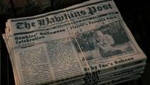 The Hawkins Post