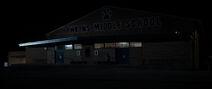 Stranger Things 1x08 Hawkins Middle School