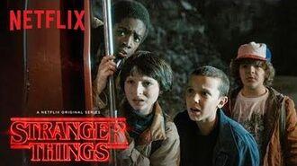 Stranger Things Official Final Trailer Netflix