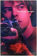 StrangerThings Poster Jonathan