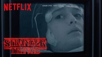 Stranger Things Hawkins Monitored - Monitor 2 Netflix