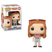 Max Funko Pop (Mall Outfit)