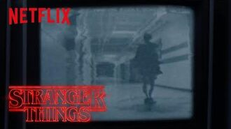 Stranger Things Hawkins Monitored - Monitor 5 Netflix