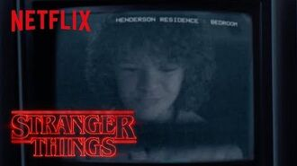 Stranger Things Hawkins Monitored - Monitor 4 Netflix