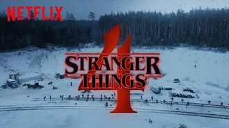 Stranger Things 4 - Desde Rusia con amor… - Netflix