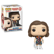Eleven Funko Pop in Mall Outfit
