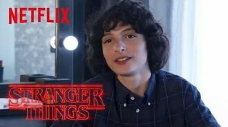 Stranger Things Rewatch Behind the Scenes Mike & Eleven's Kiss Netflix