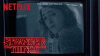 Stranger Things Hawkins Monitored - Monitor 1 Netflix