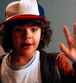 Dustin Henderson - hey