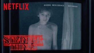 Stranger Things Hawkins Monitored - Monitor 8 Netflix