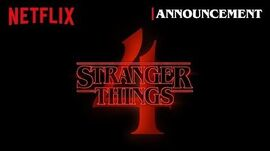 Stranger Things 4 Official Announcement