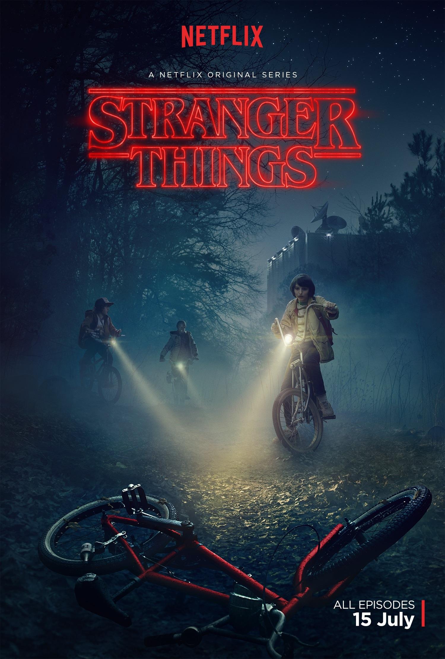 Imagen Stranger Things