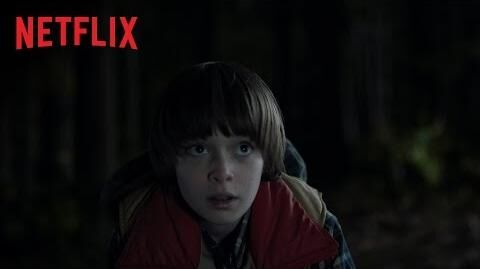 Stranger Things - O desaparecimento de Will Byers - Netflix HD