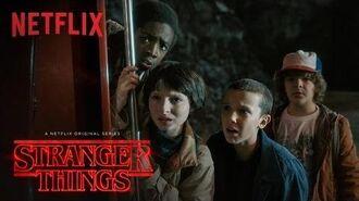 Stranger Things Trailer 2 HD Netflix