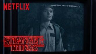 Stranger Things Hawkins Monitored - Monitor 6 Netflix