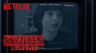 Stranger Things Hawkins Monitored - Monitor 3 Netflix