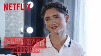Stranger Things Rewatch Behind the Scenes Art Of Shotgunning Netflix