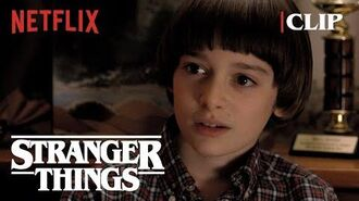 The Byers brothers have a heart-to-heart Stranger Things 2