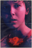 Eleven S2 Textless Poster
