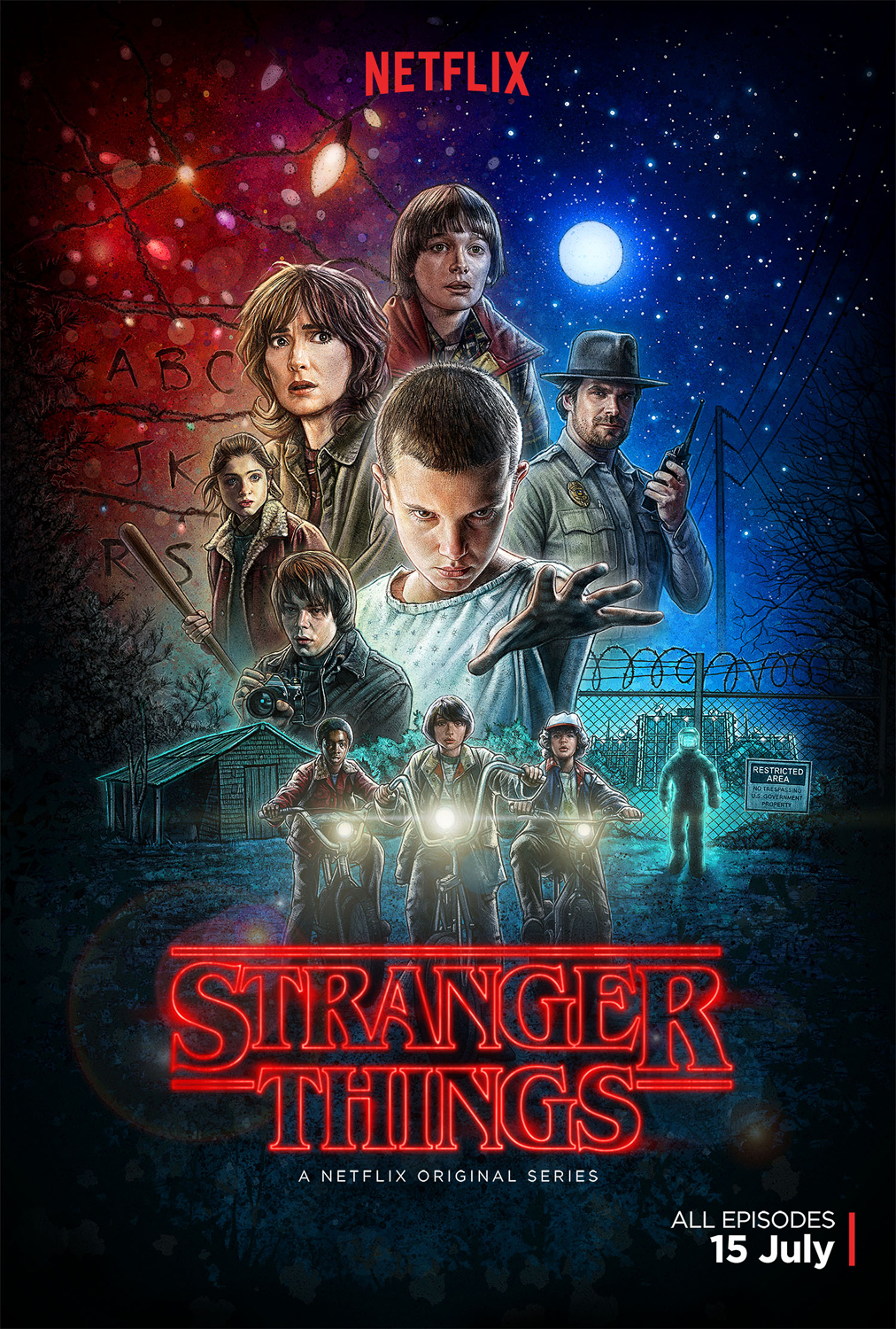 Stranger Things/Season 1 | Stranger Things Wiki | FANDOM