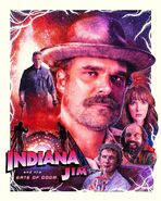 ST Indiana Jim Poster
