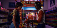 S03E07-Lucas and Will with Fireworks