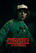 Dustin S1 Textless Poster