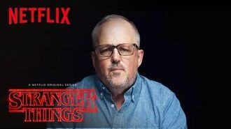 Stranger Things Spotlight Camera & Cinematography Netflix