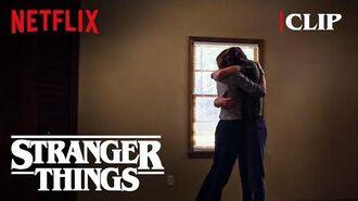 Jonathan and nancy say goodbye stranger things 3