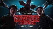 Dead by Daylight - Stranger Things - Spotlight