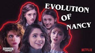 The Evolution of Nancy Wheeler