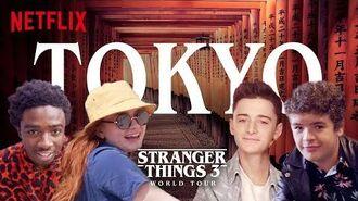 Stranger Things 3 World Tour Tokyo Episode 3