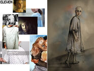 ST1 Costume Mood Board – Eleven