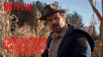 Stranger Things Spotlight David Harbour Netflix
