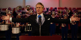 S03E07 - Mayor Kline giving a speech
