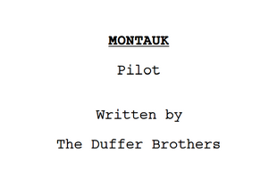 Pilot script