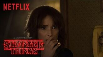 Stranger Things Winona Ryder Featurette HD Netflix