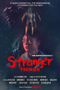 Stranger Things Retro Poster 6