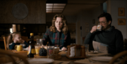 Holly-Karen-and-Ted-Wheeler-eat-pancakes-grapes-and-sausage-for-breakfast-on-Stranger-Things-640x321
