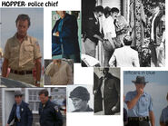 ST1 Costume Mood Board – Hopper police chief