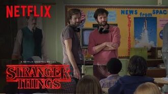 Stranger Things Spotlight The Duffer Brothers Netflix