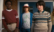 Stranger-things-season-2-dustin mike lucas