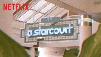 Coming Soon The Starcourt Mall! Hawkins, Indiana
