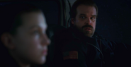 Hopper apologizes to Eleven for everything he has done