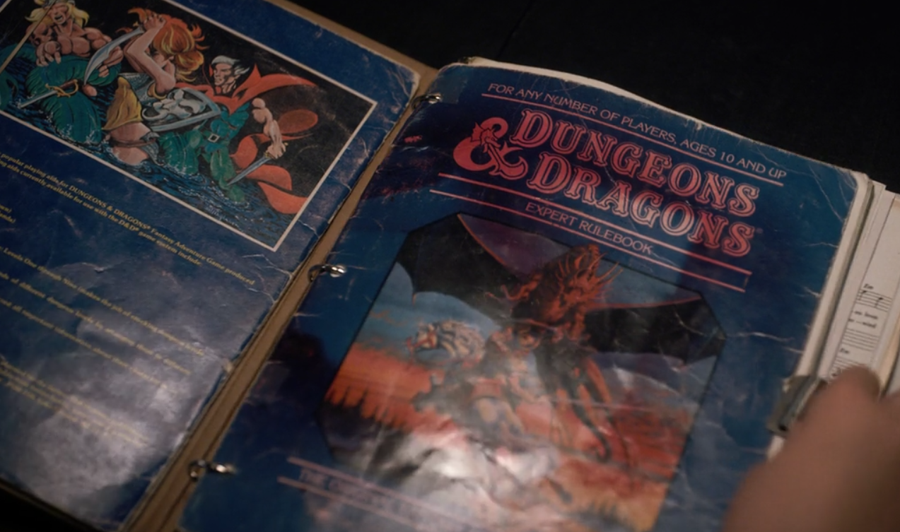 Dungeons & Dragons   Stranger Things Wiki   FANDOM powered