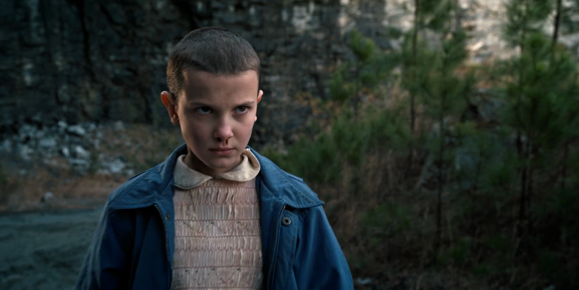 Stranger Things X Eleven To The Rescue Jpg