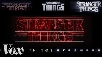 How Stranger Things got its retro title sequence